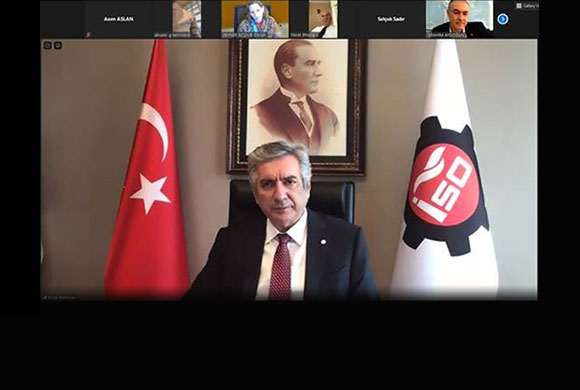 İstanbul Sanayi Odası Mayıs Ayı Meclis Toplantısında Pandemiden Çıkış Konuşuldu
