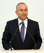AB Bakanı ve Başmüzakereci Mevlüt Çavuşoğlu