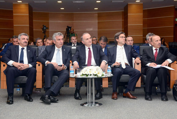 "Minister Özlü Gives Full Support to ICI on ""Intellectual and Industrial Property Rights"""