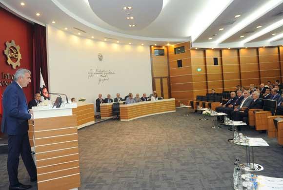 İSO Meclisi, Ticaret Savaşları Döneminde Ekonomi ve Sanayimizin Geleceğini Konuştu