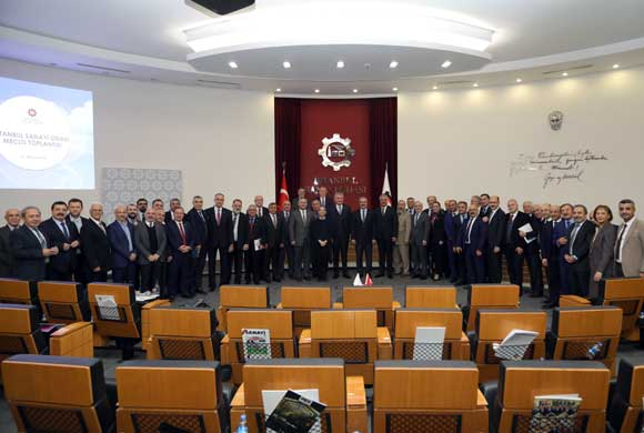 2019 Was Evaluated and Expectations from 2020 Were Talked in ICI December Assembly Meeting