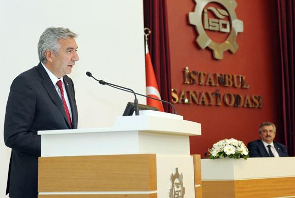 """Bahçıvan at ICI Assembly: """"Success Formula for Family-Owned Enterprises: Institutionalization"""""""