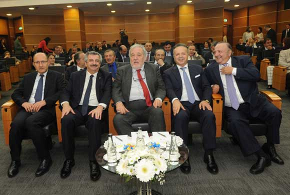 ICI Assembly Meeting Hosts Prof. İlber Ortaylı in October