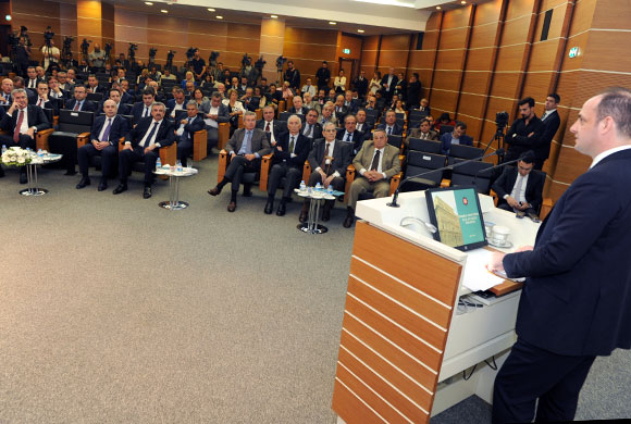 Central Bank Governor Murat Çetinkaya Meets The Real Sector for The First Time at The ICI Assembly