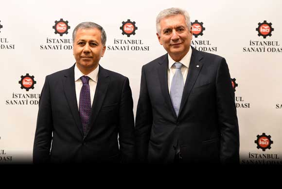 ICI Hosted Ali Yerlikaya, Istanbul Governor in September Assembly Meeting