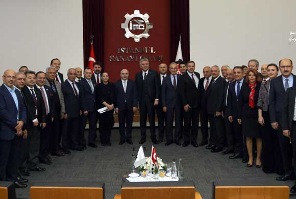 Murat Uysal, President of Central Bank of Turkish Republic Appeared as a Guest on ICI November Assembly
