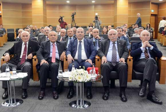 Construction Sector and Future Vision Was Discussed in March Assembly of Istanbul Chamber of Industry