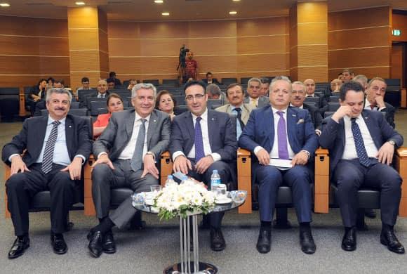İSO Meclisi Uluslararası Doğrudan Yatırımlar ve Kalkınma Gündemiyle Toplandı