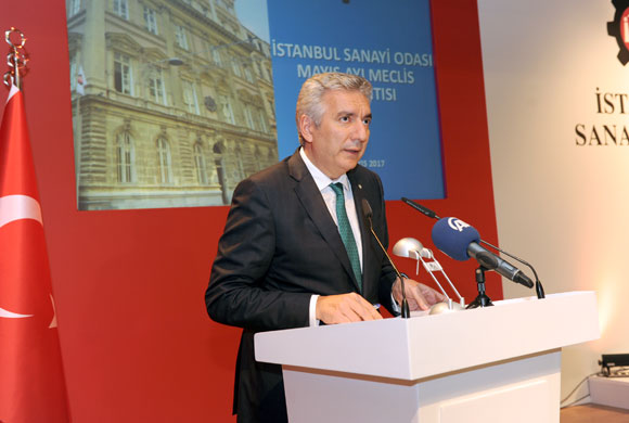 "Bahçıvan: ""ICI is the Right Address for Public-Private Cooperation in Defense Industry"""