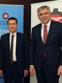 ICI Assembly Hosts Nurettin Canikli, Deputy Prime Minister in April