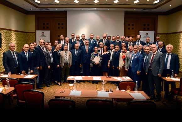 İSO'nun Yeni Dönem Çalışmaları Meclis Özel Toplantısı'nda Konuşuldu