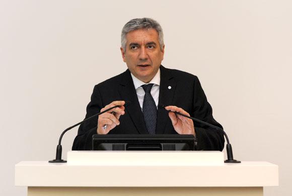 """""""İstanbul Sanayi Strateji Belgesi"""" İSO Meclis Üyelerine Sunuldu"""