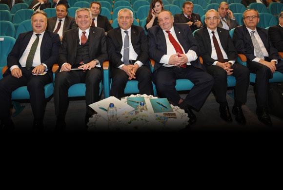 ICI Assembly Hosts Adnan Yıldırım, Türk Eximbank GM