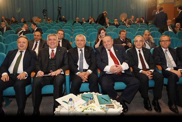 İSO Meclisi'nin Konuğu Türk Eximbank Genel Müdürü Adnan Yıldırım Oldu
