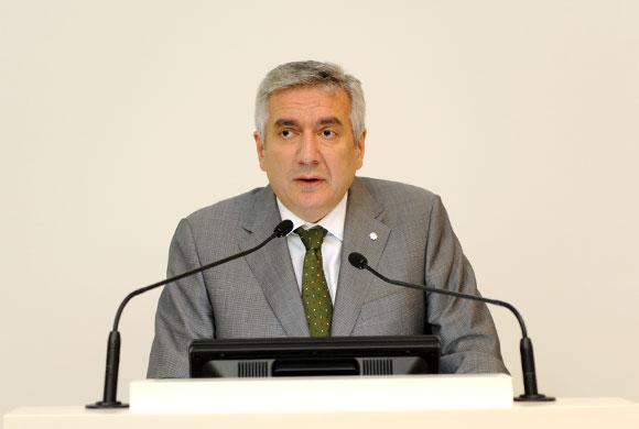 """İSO Başkanı Bahçıvan: """"Toplumsal Uyumsuzluk, Ekonomik Riskleri Artırıyor"""""""