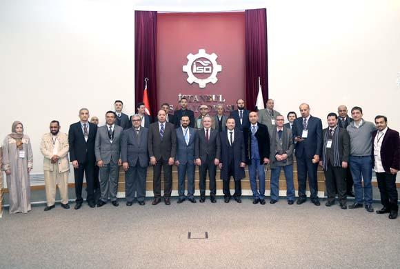 Türk İş Dünyası, Mekke Ticaret ve Sanayi Odası Üyeleri ile Odakule'de Buluştu