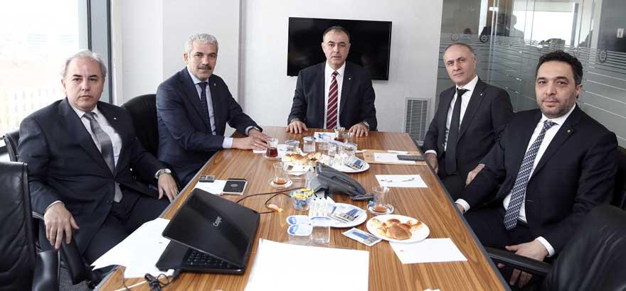 21. Grup Meslek Komitesi İlk Toplantısını Gerçekleştirdi