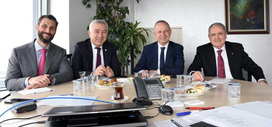 31. Grup Meslek Komitesi İlk Toplantısını Gerçekleştirdi