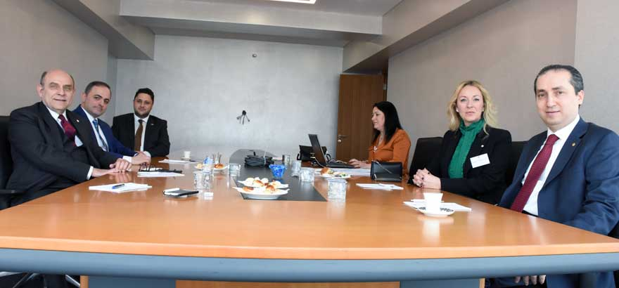 36. Grup Meslek Komitesi İlk Toplantısını Gerçekleştirdi