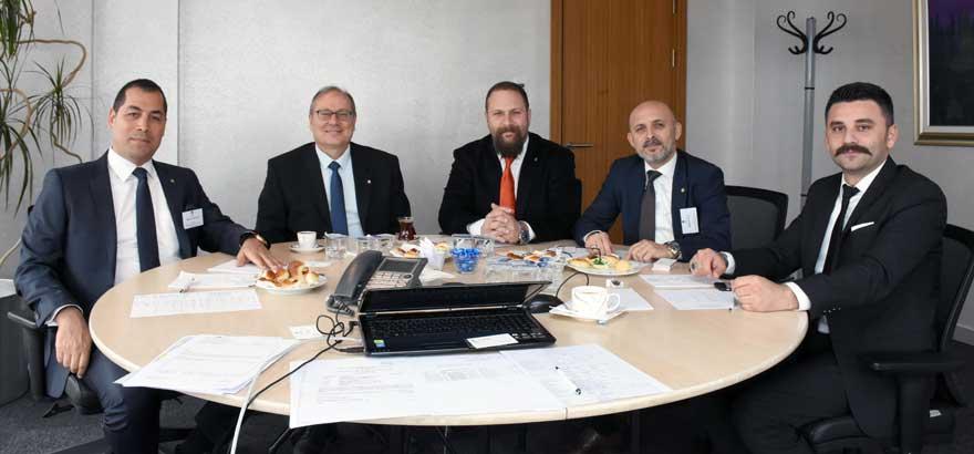 45. Grup Meslek Komitesi İlk Toplantısını Gerçekleştirdi