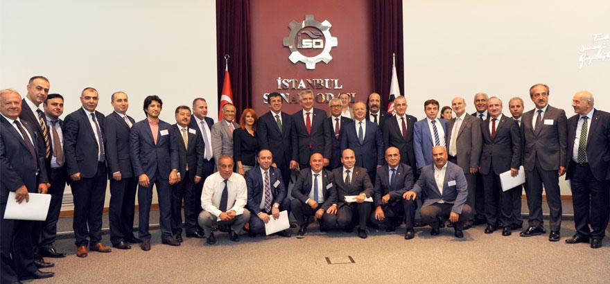 MESKOM Toplantısı, Bakan Zeybekci'nin Katılımı ve Üyelerin Yoğun İlgisiyle Yapıldı
