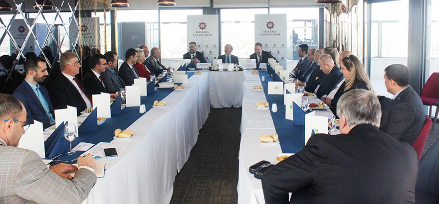 35. Grup Meslek Komitesi ile PLASFED ve Kocaeli Sanayi Odası Nisan Ayı Meslek Komitesi Toplantılarını Birlikte Gerçekleştirdi