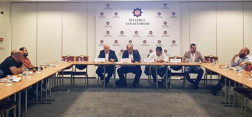 10. Grup İplik Sanayii Meslek Komitemiz Mesleki Yeterlilik Belgesi Hakkında Bilgilendirme Toplantısı Gerçekleştirdi