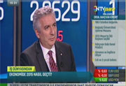 Erdal Bahçıvan NTV'de Ekonomi Gündemini Değerlendirdi, 07.12.2015