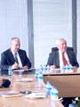 İstanbullu Sanayicinin Yerleşiminin Planlanması İçin Sanayi Bakanlığı ile İlk Toplantı Yapıldı