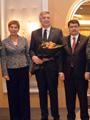 ICI Chairman Erdal Bahçıvan Attends Pakistan National Day Reception