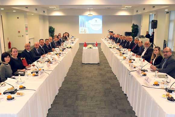 İSO, Tüm Sektör Temsilcilerinin Katılımıyla Pamuk Çalıştayı Düzenledi