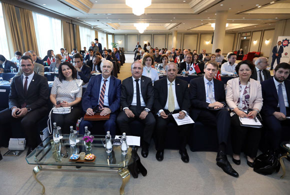 Investment Opportunities Addressed During The Belarus Country Day Organized By ISO