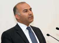 Ekonomi Bakanlığı, İhracat Genel Müdürlüğü Kimya Ürünleri İhracat Daire Başkanı Recep Aslan