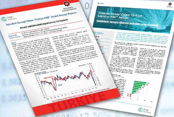 ICI Turkish Manufacturing PMI October 2020 Report and Turkish Sectoral PMI Report Were Announced