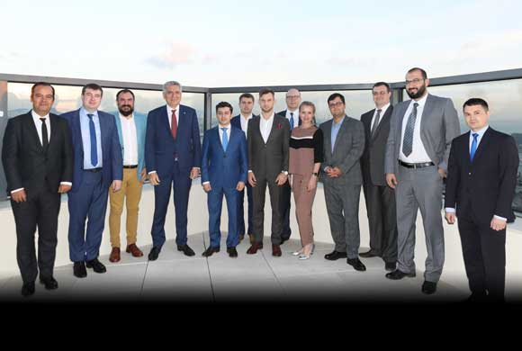 Russian Investment Board Visited ICI to Talk About the Investment Opportunities in the Country