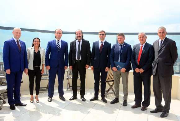 Rusya Tula Bölgesi Üst Düzey Yetkilileri Türk Sanayicilere Yatırım Daveti Yaptı