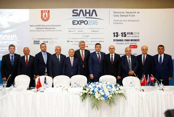 SAHA EXPO Savunma, Havacılık, Uzay Sanayi Fuarı, 13-15 Eylül'de Yapılacak
