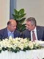 İSO Yönetimi ve Üç Sektörden Sanayiciler Bakan Işık ile Buluştu