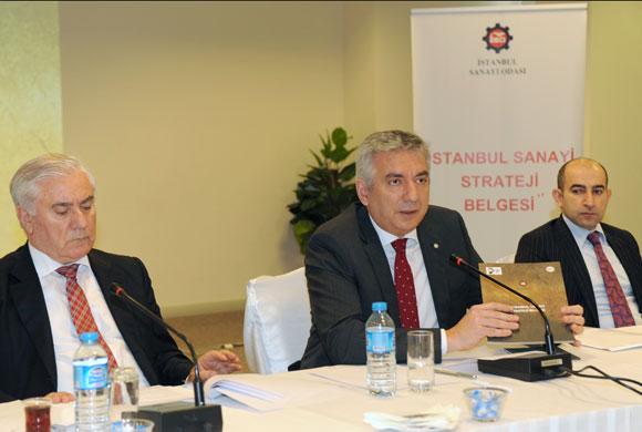 """İSO Başkanı Bahçıvan, """"İstanbul Sanayi Strateji Belgesi""""ni Açıkladı"""