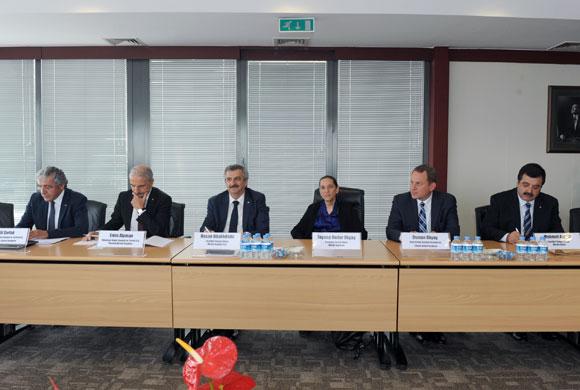 İSO, Ekim Ayında Yapacağı Savunma Sanayi Etkinliği İçin İlk Toplantısını Yaptı