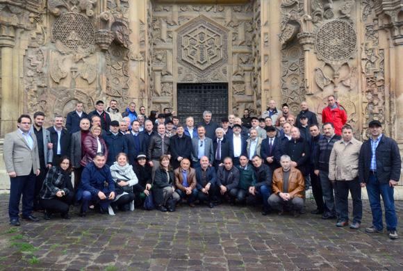 Divriği'nin 800 Yıllık Ulu Camisi Tarihe Meydan Okuyor