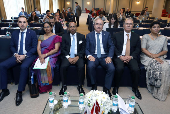 Istanbul Chamber of Industry Addresses Opportunities in Sri Lanka During The Country Day