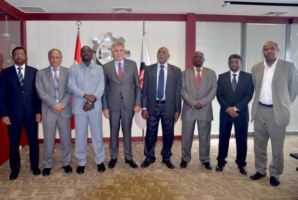Sudan Sanayi Bakanı, Ülkelerine Yatırım İçin, İSO'dan Destek İstedi