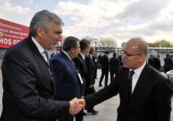 8. Türkiye Ticaret ve Sanayi Şurası Başbakan'ın Katılımıyla Gerçekleşti 01