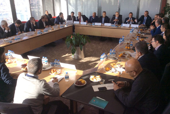 "After the Report on ""Syrian Refugees"", ICI Holds a Meeting with 16 NGOs"