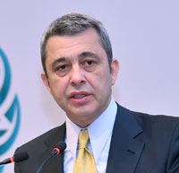 İTO Başkanı İbrahim Çağlar