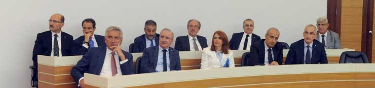 İSO Temmuz Ayı Meclis Toplantısı 01