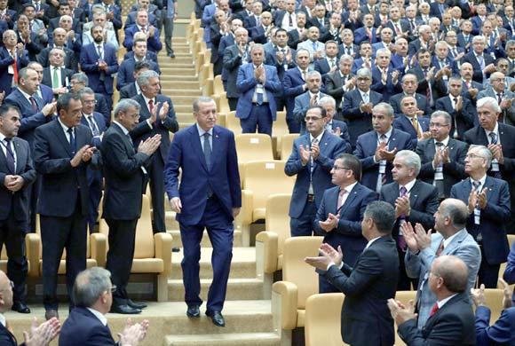 """Cumhurbaşkanı Erdoğan: """"Bizim Birlik ve Kardeşlikten Başka Güvenecek Dalımız Yok"""""""