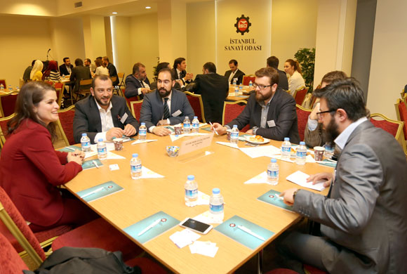 TOBB İstanbul Genç Girişimciler Kurul Toplantısı Odakule'de Yapıldı