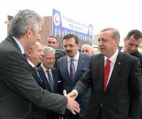 Erdal Bahçıvan, Cumhurbaşkanı Recep Tayyip Erdoğan